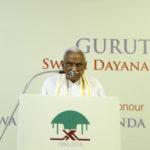 Guest of Honour Sri Ramasubrahmaneya Rajha