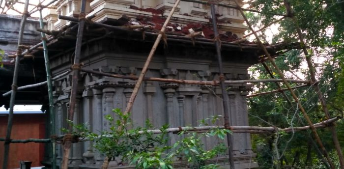 Mahakumbhabhishekham on 17th June 2018